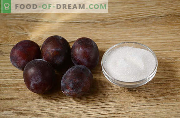 Plum jam - the easiest and most delicious! Step-by-step photo-recipe for making jam from Hungarian
