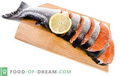 How to pickle salmon at home: with honey, lemon, vodka. Quick ways to salted salmon at home
