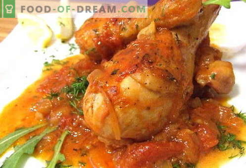 Braised rabbit - the best recipes. How to properly and tasty cook braised rabbit.