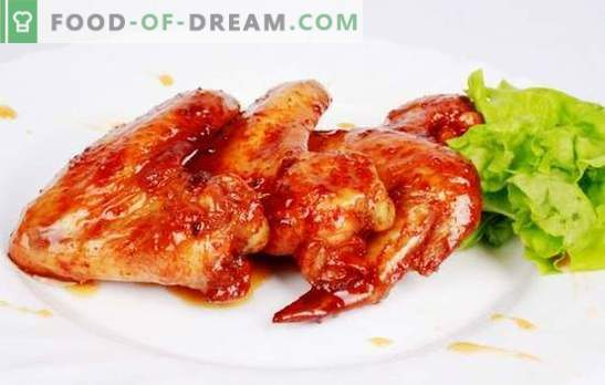 Chicken wings in a multicooker - delicious! Different ways of cooking chicken wings in a slow cooker