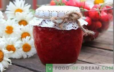 Favorite dessert - strawberries with sugar: recipes and secrets of preparation. Strawberries with sugar - a recipe for a delicious summer in a can.