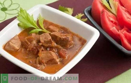 Pork in beer - juicy meat with impeccable taste and aroma. The best recipes for pork in beer: pickled, fried, baked