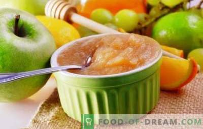 Jam from apples and pears - autumn joy. Recipes for making jam from apples and pears in various ways