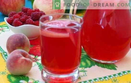 Compotes van perziken voor de winter - vul de bakken bij met lekker! Tien recepten geurige perzikcompote voor de winter - kies!