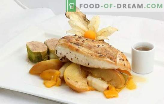 Fried chicken breast - the main thing is not to over dry the tender meat! A selection of recipes properly cooked fried breast