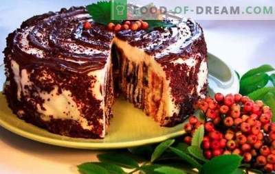 Cake Dumpling Stump: step by step recipes. How to cook a delicious cake