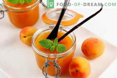 Apricot jam: how to cook apricot jam correctly
