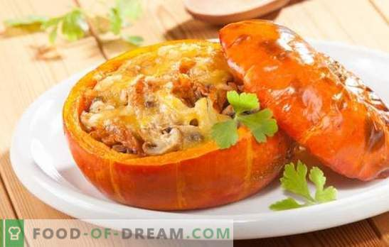 Pumpkin stew with vegetables - baked, stewed and in a slow cooker. Recipes for vegetable stew with pumpkin in the daily menu