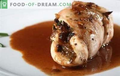 Chicken breast in soy sauce is a savory dietary dish with a delicate flavor. The best recipes for chicken breast in soy sauce