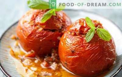 Tomatoes with cheese in a slow cooker - do not violate the diet. Light tomato dishes with cheese in a slow cooker