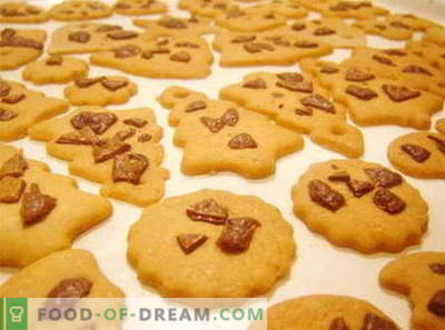 Cookie Recipes: Oatmeal, Lemon, Ginger, Almond, Nuts
