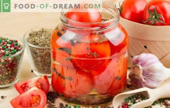 Tomatoes in the cold way for the winter - a useful preparation. Old and newest cold tomato recipes for the winter