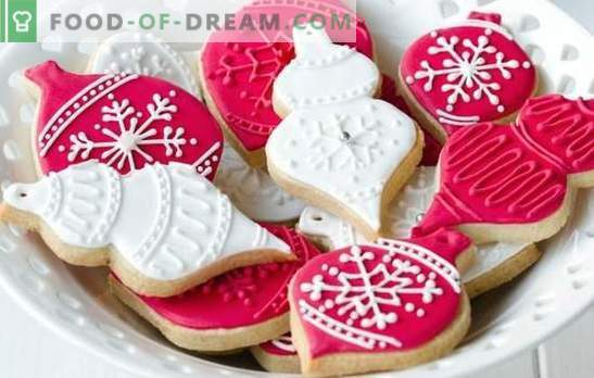 Gingerbread: fragrant delicacy and holiday decoration. Virtuoso recipes baking real gingerbread