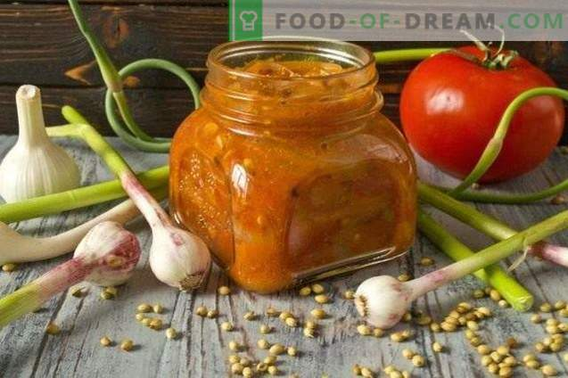 Tomato Casundi - Indian Tomato Sauce