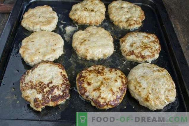 The Perfect Burger - How to Make Burger Cutlets