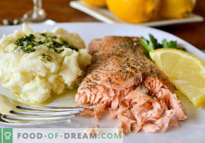 Salmon in a slow cooker - the best recipes. How to properly and tasty cook salmon in a slow cooker.