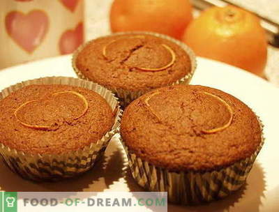 Muffins are the best recipes. How to properly and tasty to cook muffins.