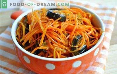 Pickled eggplants with carrots for the winter is a healthy snack. How to ferment eggplants with carrots for the winter - a selection of the best blanks