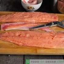 Scandinavian Fish Appetizer - Beet Gravlax