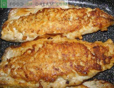 How to cook mackerel in a frying pan. Fried Mackerel