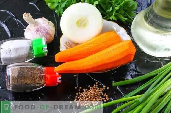 Delicious Korean carrots in 15 minutes