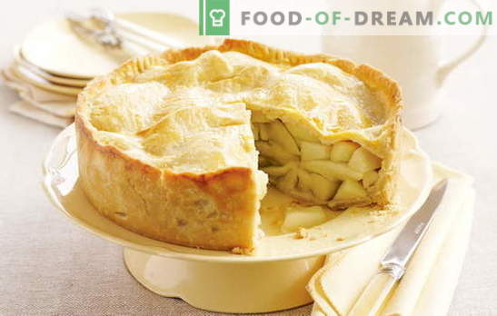 Apple pie in a slow cooker is a fragrant pastry that will take you back to your childhood. The best recipes for apple pie in a slow cooker