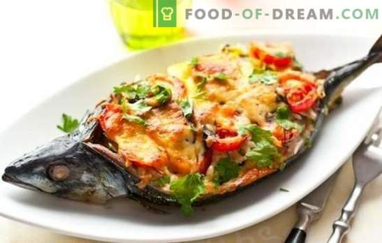 What to cook quickly and tasty for dinner? Recipes for quick and tasty fish, chicken, cottage cheese and vegetables for family dinner