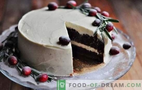 Cream cheese cake cream from the picture! Recipes cream cheese creams for impregnating and decorating cakes