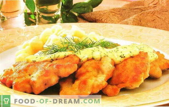 Chicken breast with carrots is a beautiful dietary meal. Recipes for chicken breast with carrots: roll, roast, salad, meatballs