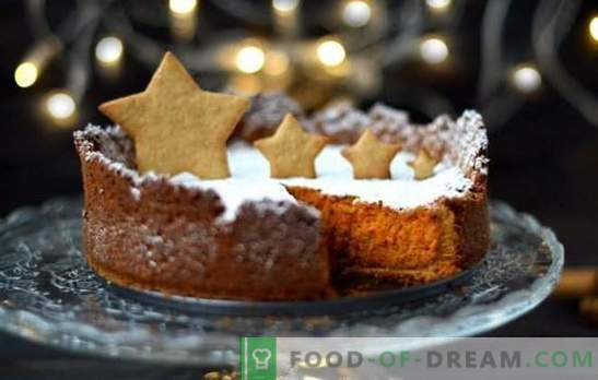 What is ginger cake?