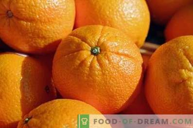 Oranges: health benefits and harm