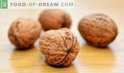 Walnuts: benefits and harm to the body