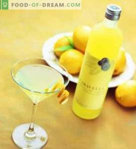 How to drink limoncello