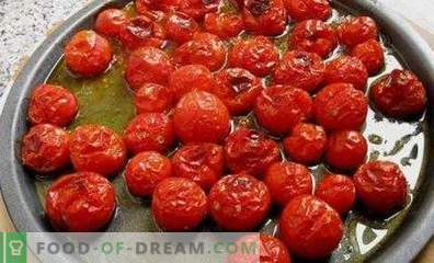 Fried Tomatoes for the Winter