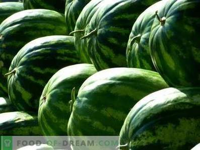 How to store watermelons