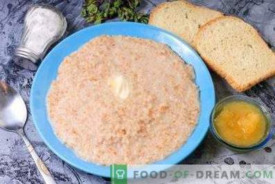 How to cook barley porridge