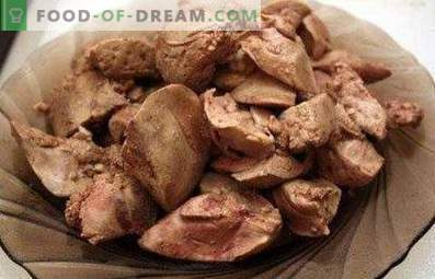 How to cook chicken liver