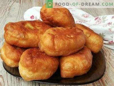 Dough for fried pies