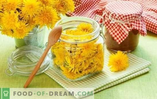 Dandelion jam: is it tasty? How to cook dandelion flower jam