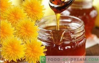 Dandelion jam: is it tasty? How to cook dandelion flower jam