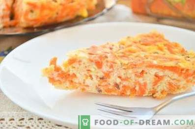 Cottage Cheese Casserole with Pumpkin and Flax Seeds