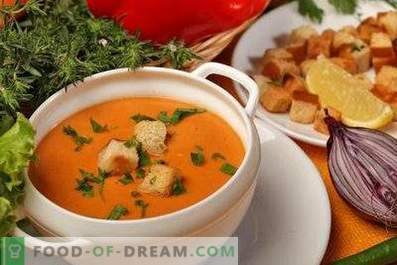 Супа од крема од лепило