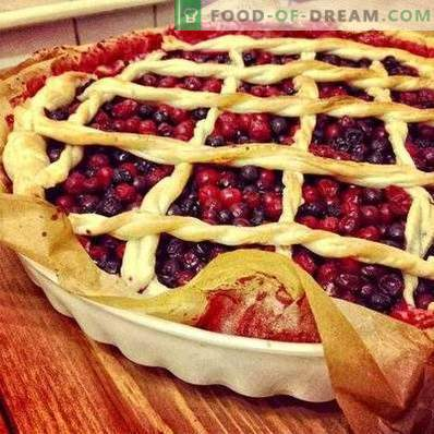 Cranberry Pie