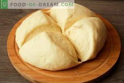 Baursack Dough