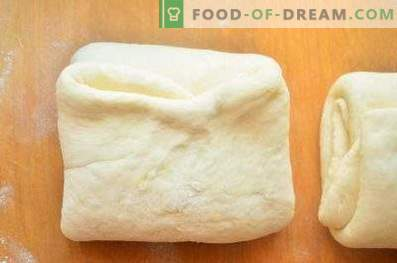 Dough for bread