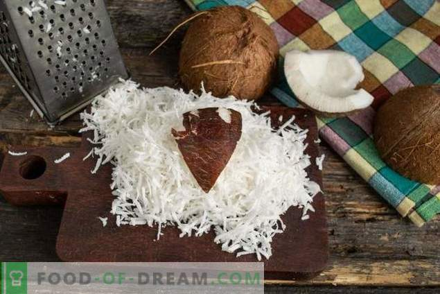 German Coconut Cake